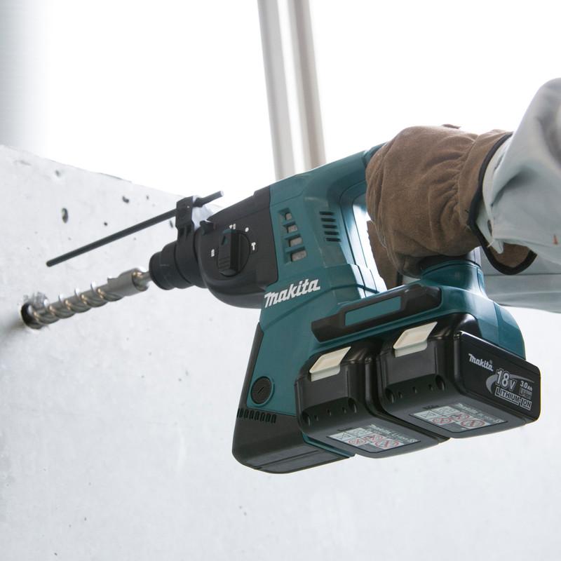 Makita LXT 36V Twin18V SDS+ Cordless Rotary Hammer Drill