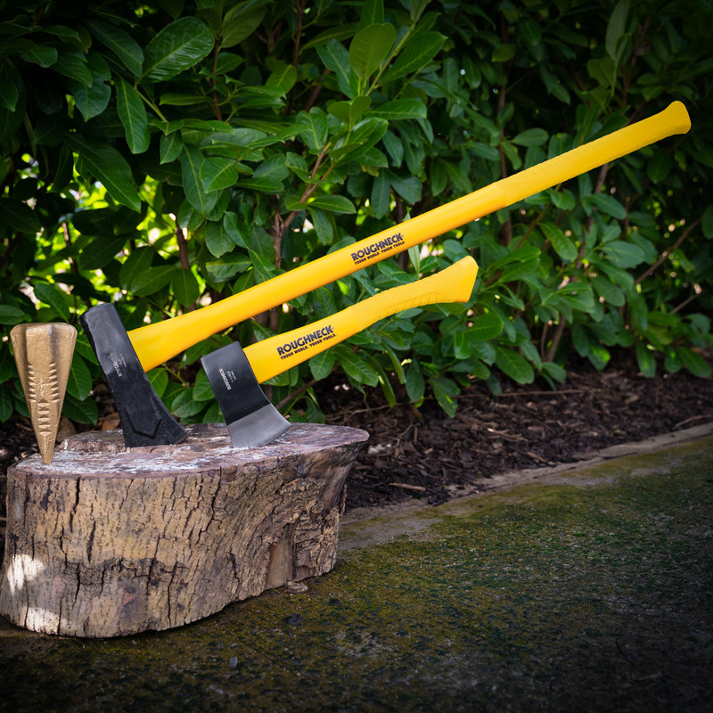 Roughneck Log Splitting Set