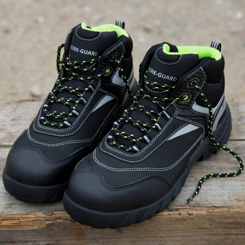 Blackwatch Safety Boots
