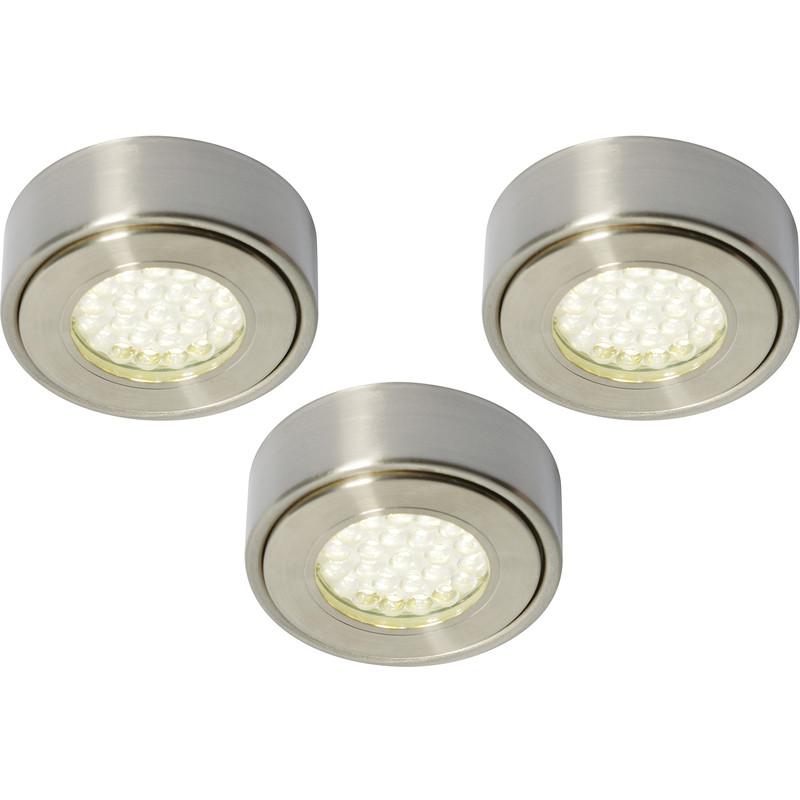 Laghetto LED Round Under Cupboard Light