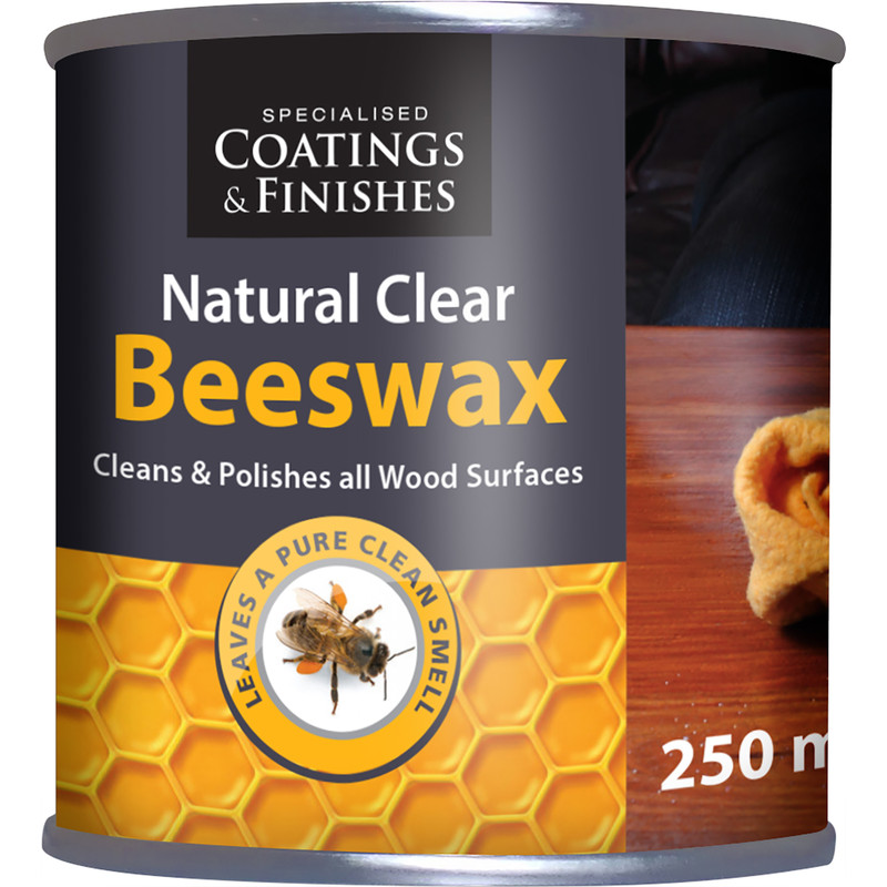 Natural Clear Beeswax
