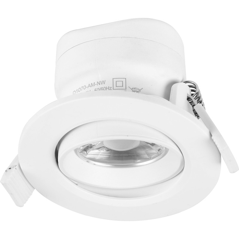 Mark Lighting Adjustable Integrated Dimmable LED IP20 Downlight