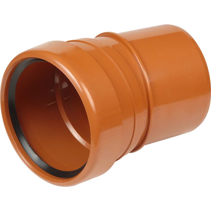 Single Socket Bend 110mm