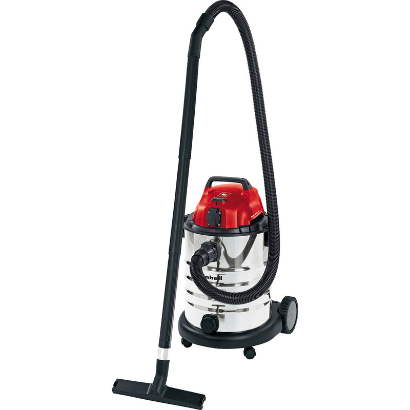 Einhell 30L Wet & Dry Vacuum Cleaner with Power Tool Take Off