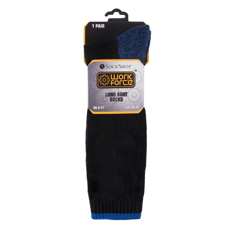 Durable Long Boot Socks