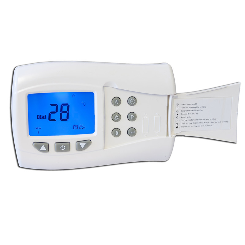 Tower RF205 Wireless Programmable Thermostat