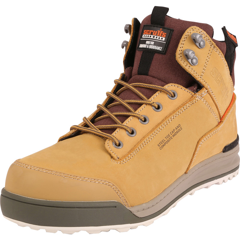 Scruffs Switchback Safety Boots
