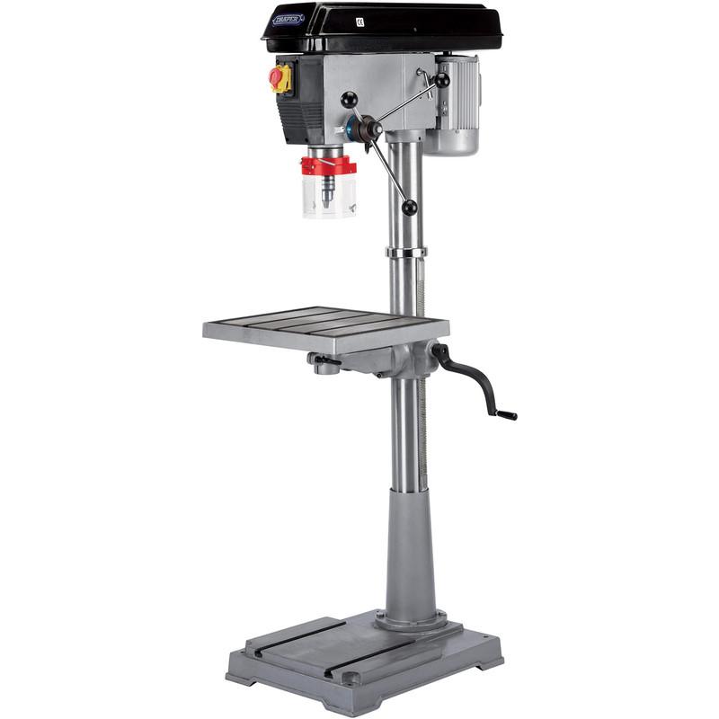 Draper 1500W 12 Speed Heavy Duty Floor Standing Drill