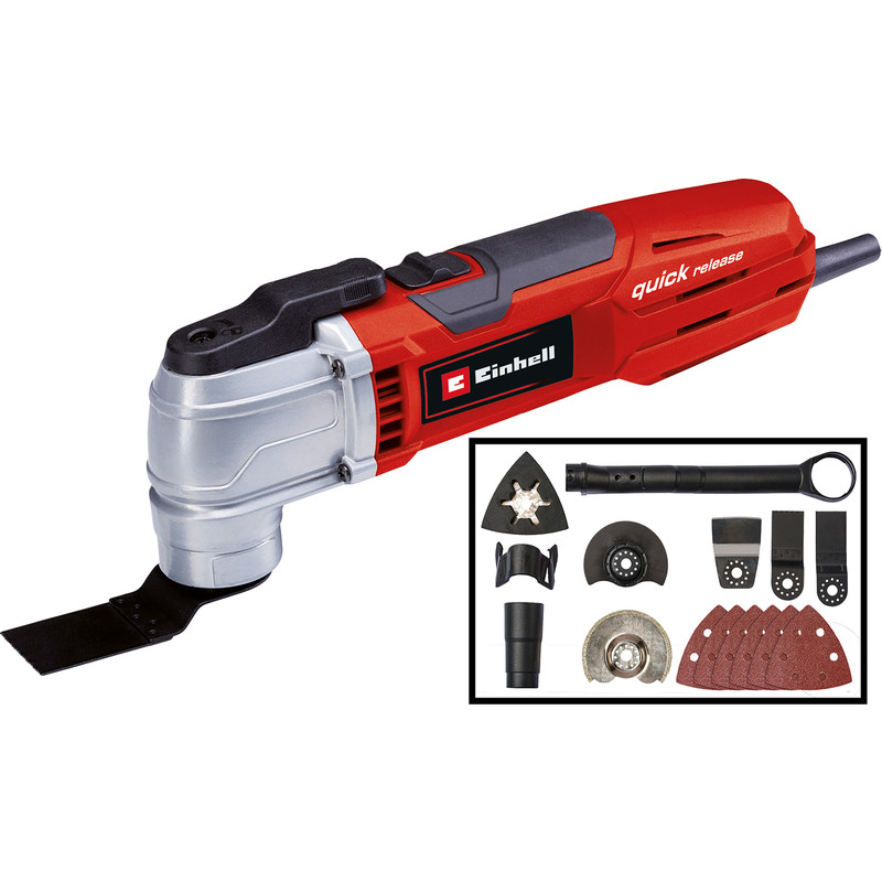 Einhell TE MG300EQ 300W Multi Cutter