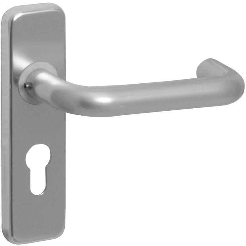 Aluminium Round Bar Door Handles