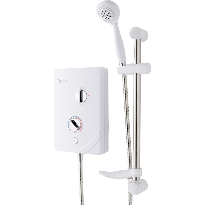 MX Duo QI Electric Shower