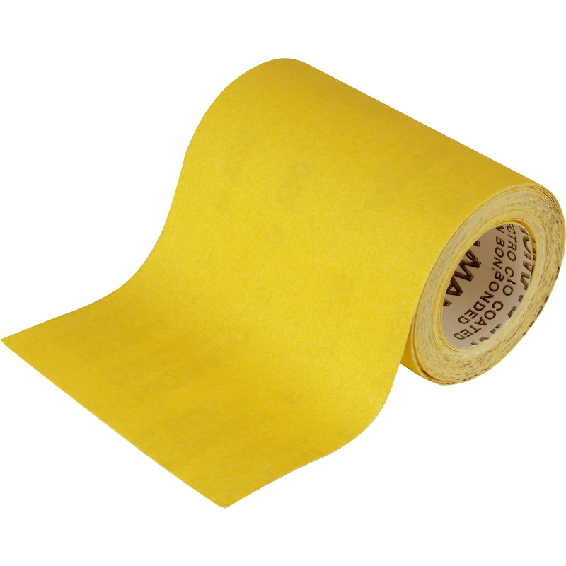 Hiomant Alox Sanding Roll 115mm