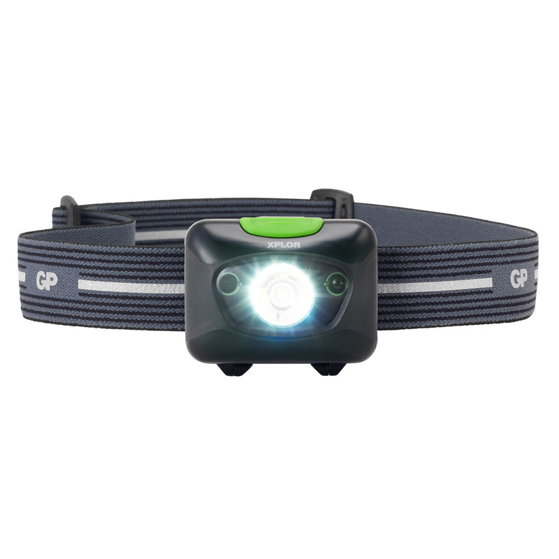 GP XPLOR PH15 LED Motion Sensor Head Torch
