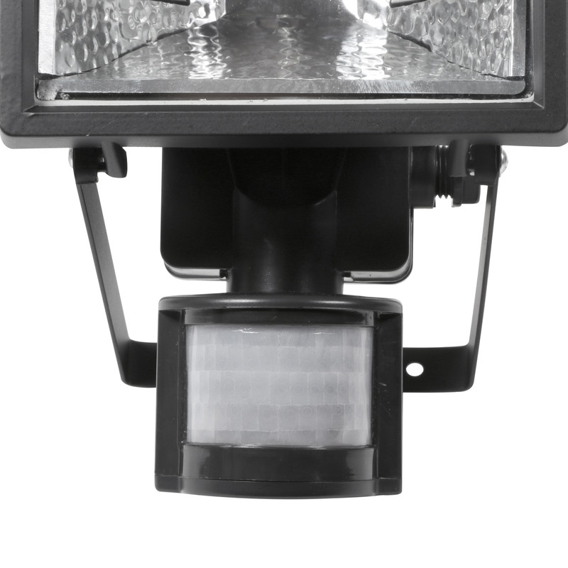Halogen PIR Floodlight