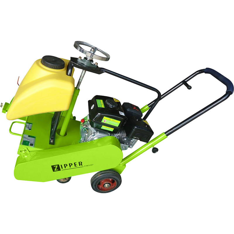 Zipper BES350Y 5.5 H Petrol Concrete Floor Saw