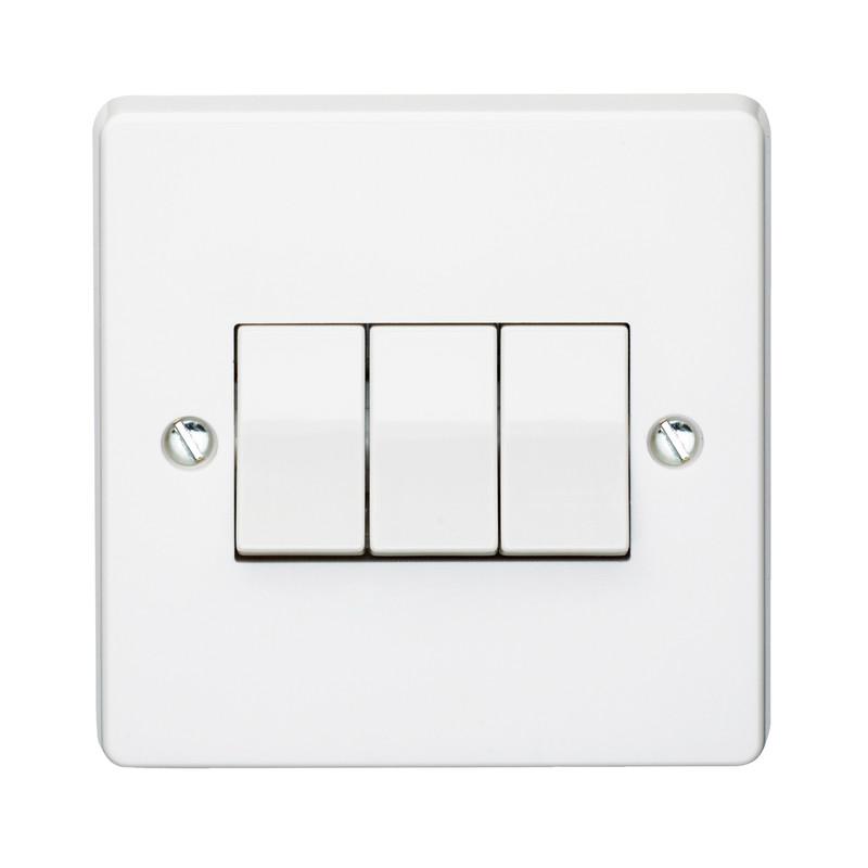 Crabtree 10A Light Switch