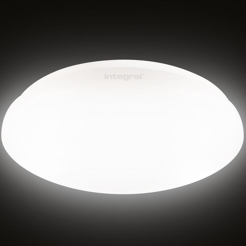 Integral LED IP44 Bulkhead