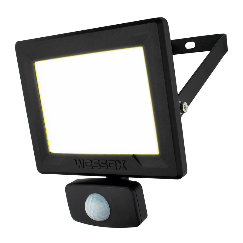 Wessex LED PIR Floodlight IP65
