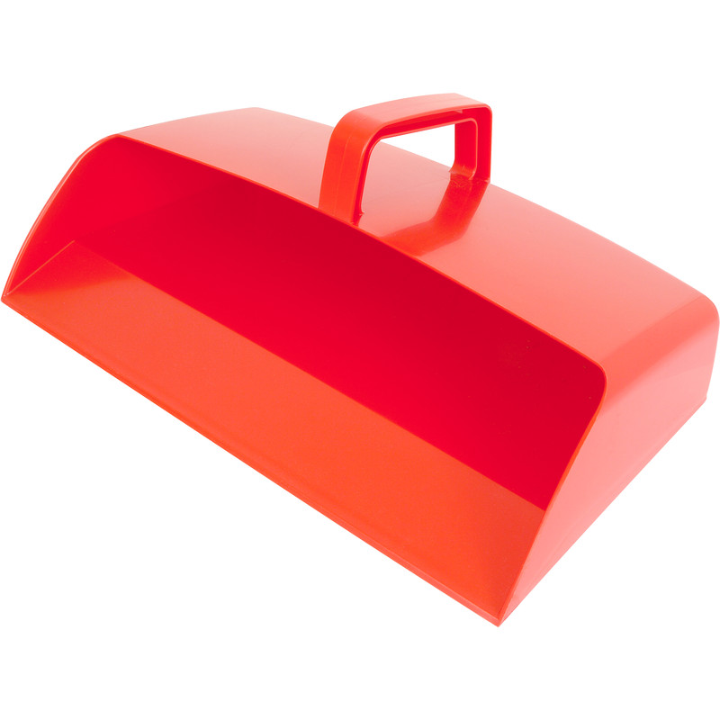 Wide Enclosed Dustpan