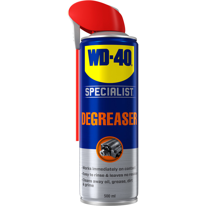 wd 40 specialist degreaser 500ml. Black Bedroom Furniture Sets. Home Design Ideas