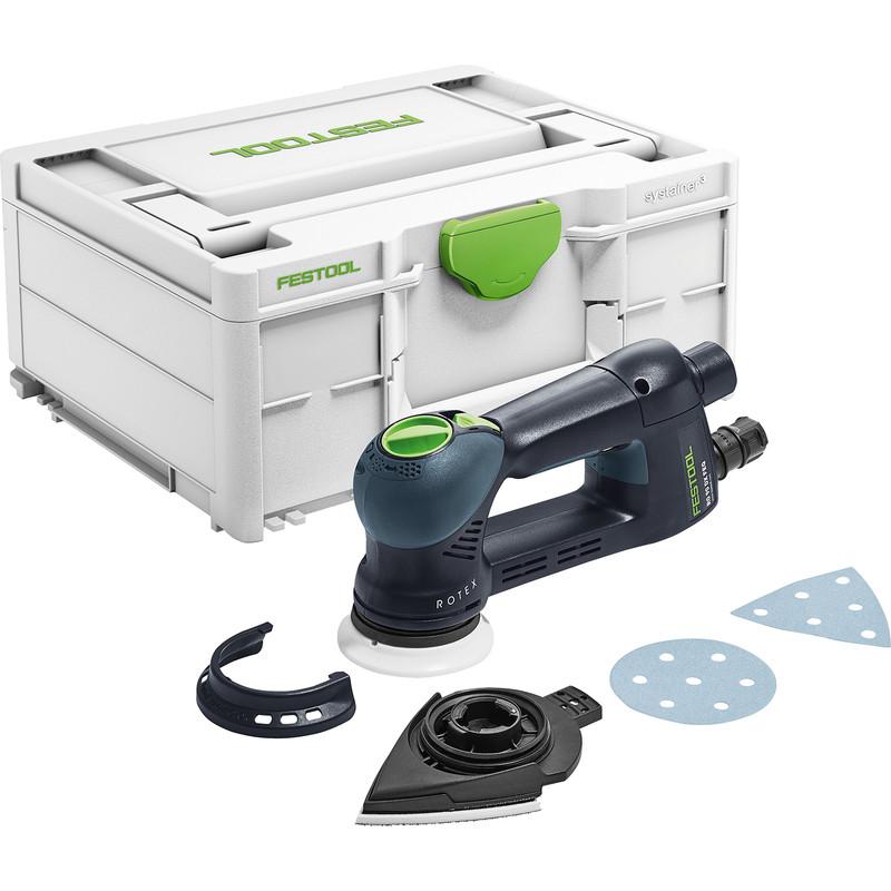 Festool RO 90 DX FEQ-Plus Rotex Sander