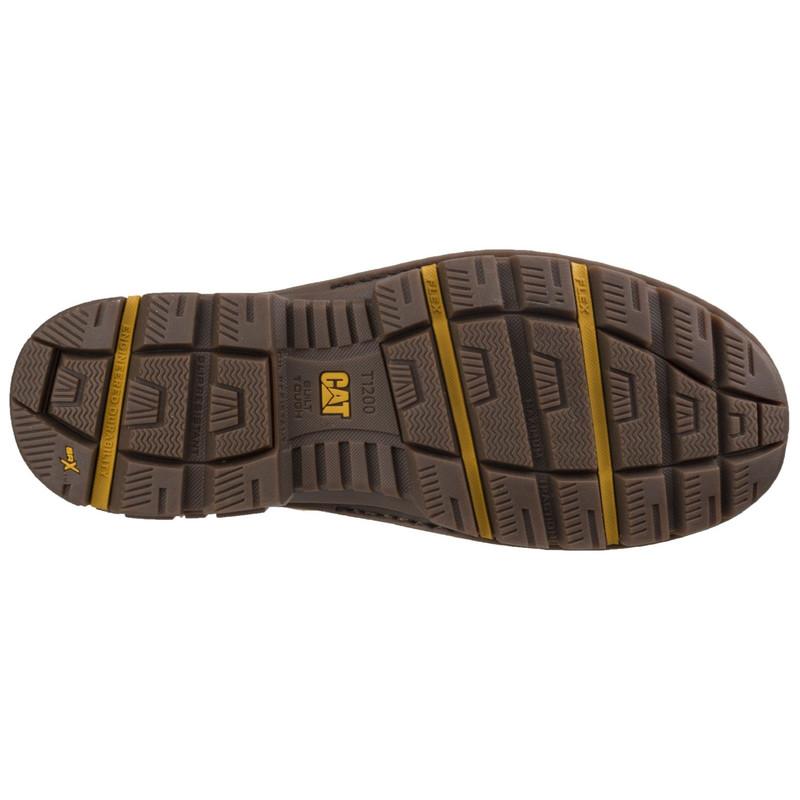 Caterpillar Premier Hi-Leg Safety Boots