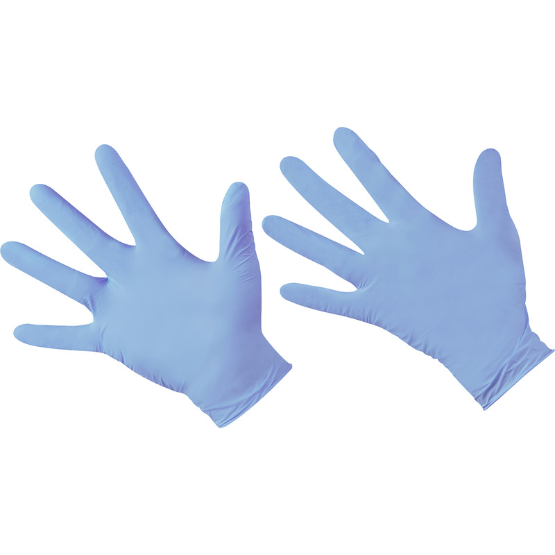 Showa Disposable Nitrile Gloves