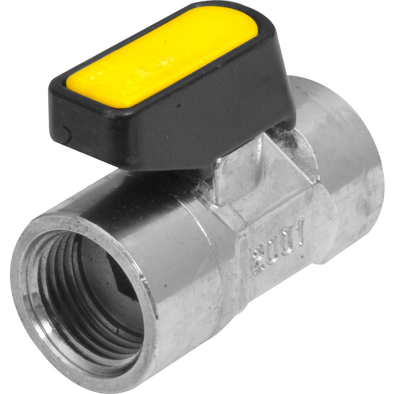 Mini Lever Female Ball Valve