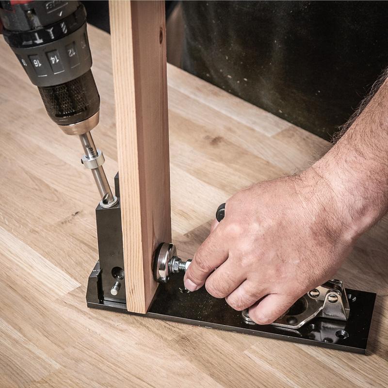 Trend Pocket Hole Jig & Pocket Hole Screws