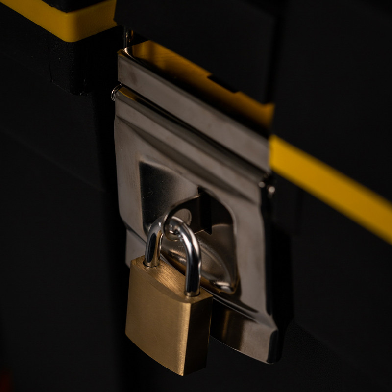Squire Watchman Brass Padlock