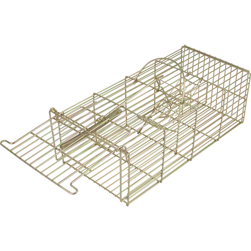 Pest-Stop Wire Rat Cage
