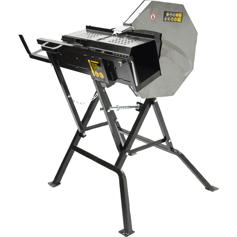 The Handy Electric Saw Bench with Guard