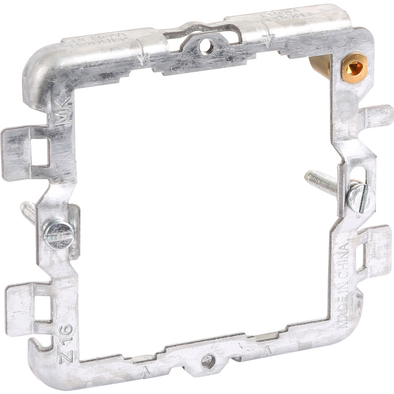 MK Grid Plus Fixing Plate (Yoke)