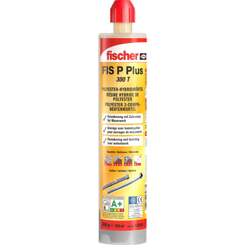 Fischer FIS P Plus Injection Polyester Resin