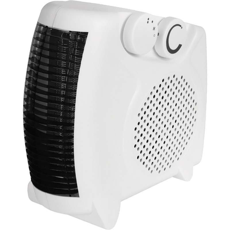 Rhino Upright/Flat Fan Heater
