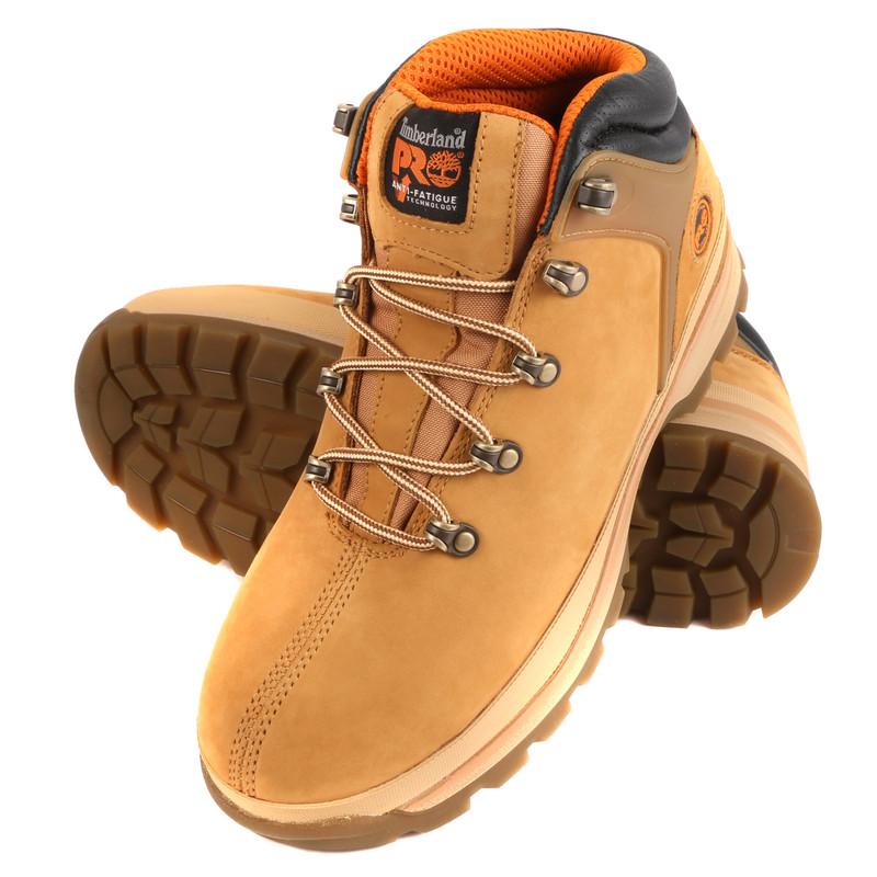 7fa496d39a7 Timberland Pro Splitrock XT Safety Boots Wheat Size 8