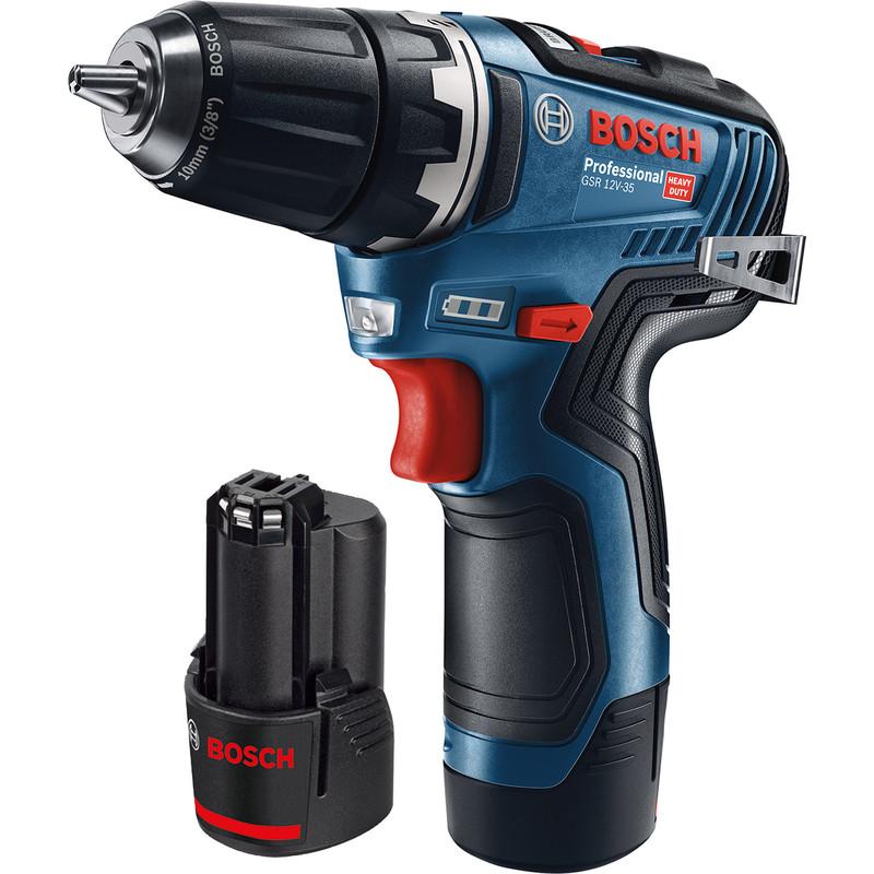 Bosch Professional 12V Brushless Drill Driver