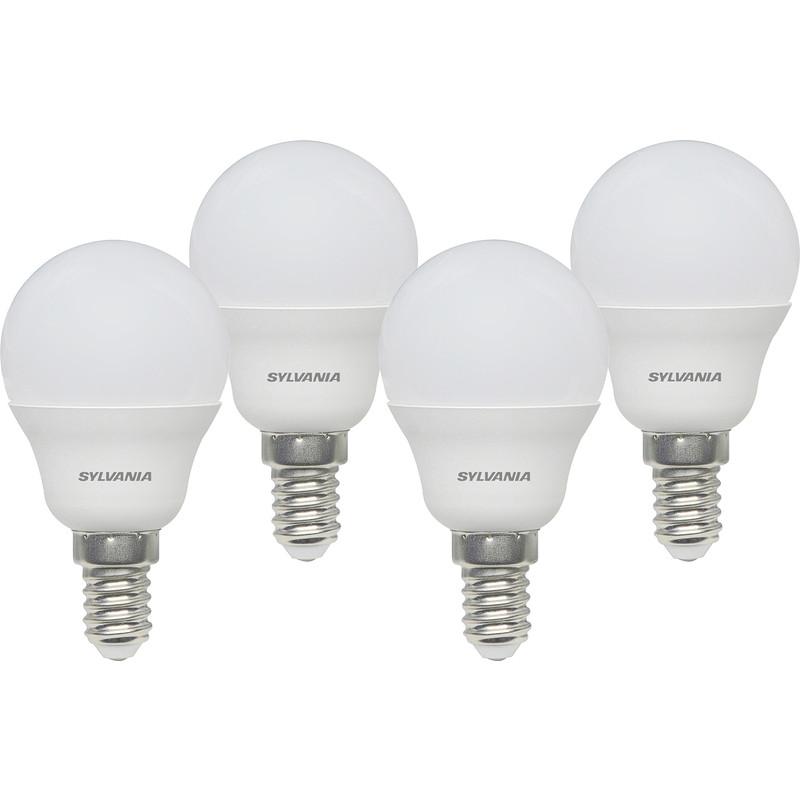 Sylvania LED Frosted Mini Globe Lamp