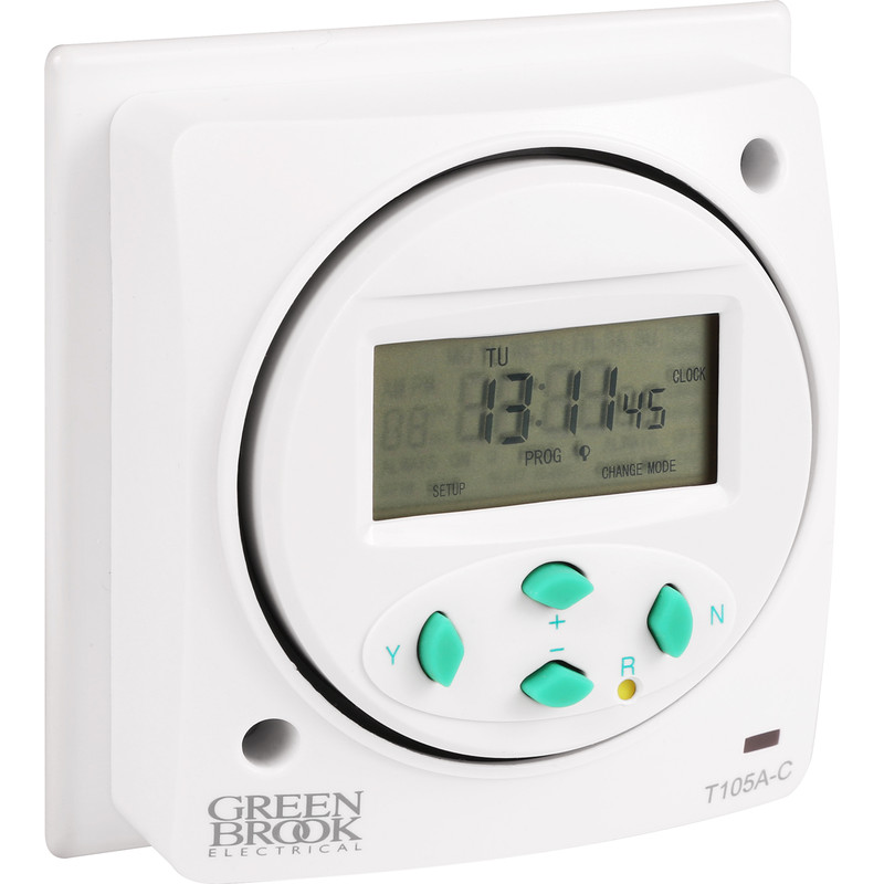 Greenbrook 7 Day Electronic Timer