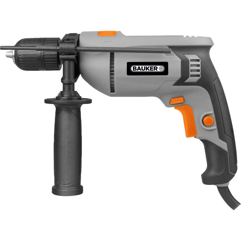 Bauker 750W Impact Hammer Drill