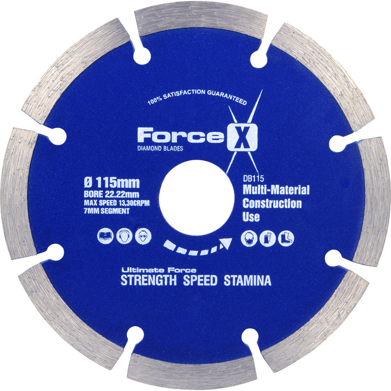 General Purpose Concrete & Stone Diamond Blade