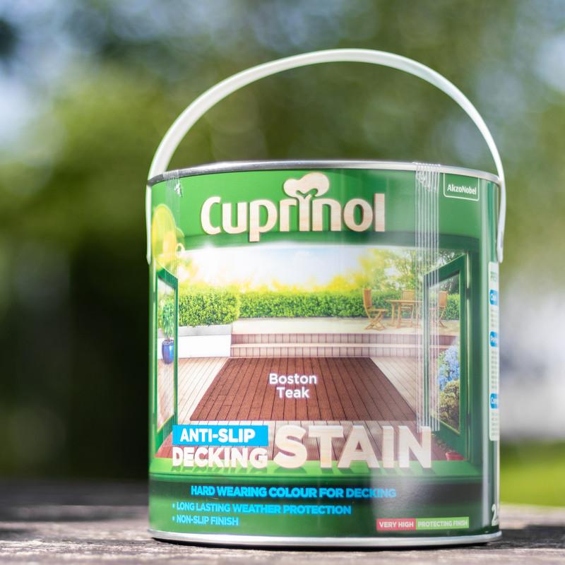 Cuprinol Anti-Slip Decking Stain 2.5L