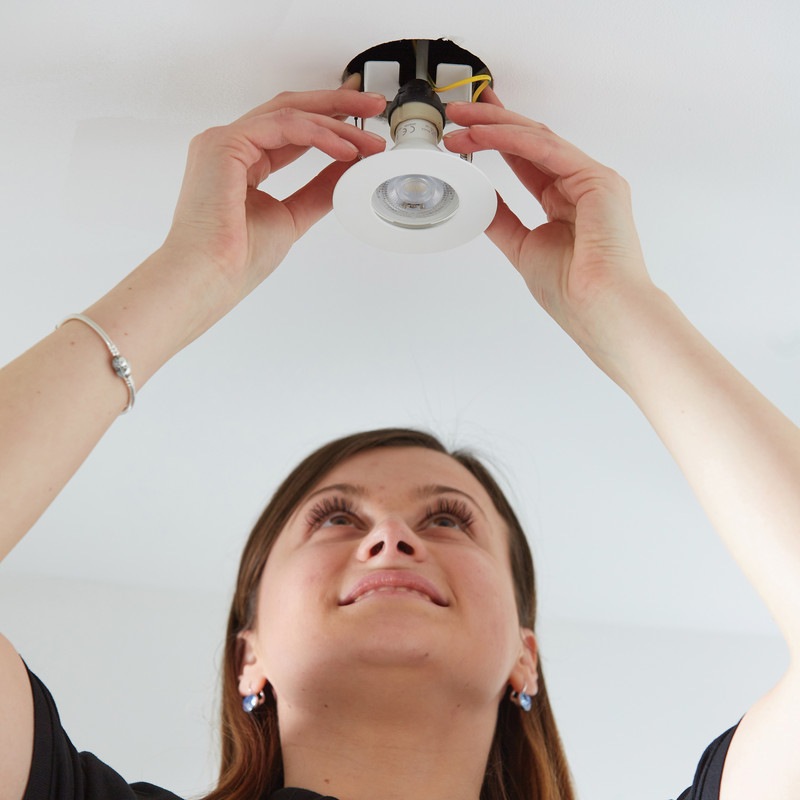 Integral LED Evofire IP65 Fire Rated Downlight