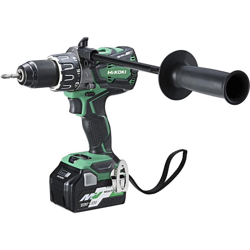 Hikoki DV36DAX 36V MultiVolt Brushless Combi Drill