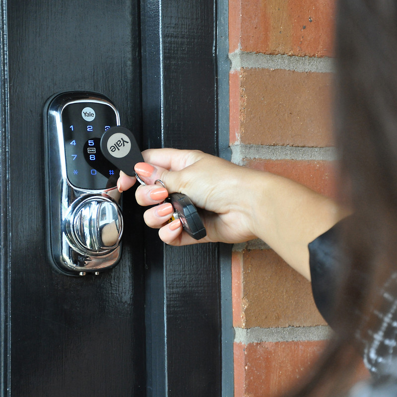Yale Keyless Connected Door Lock