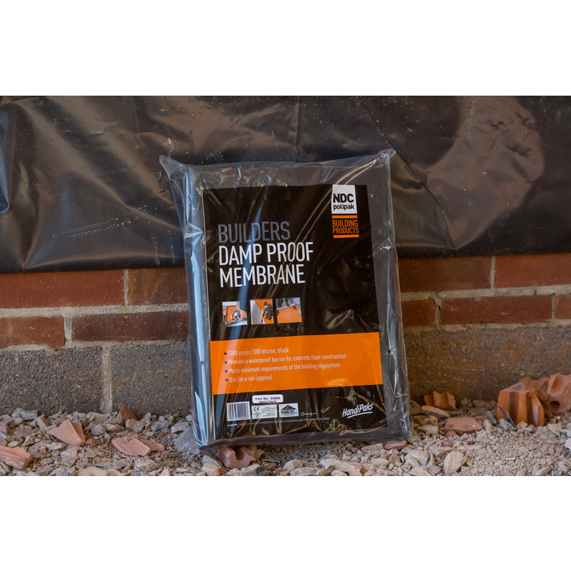 Damp Proof Membrane Handy Pack