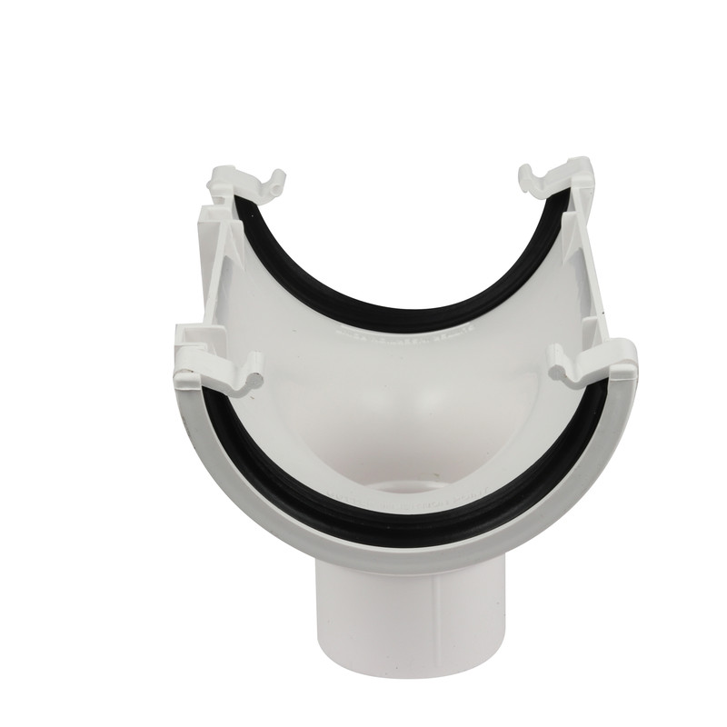 112mm Half Round Running Outlet