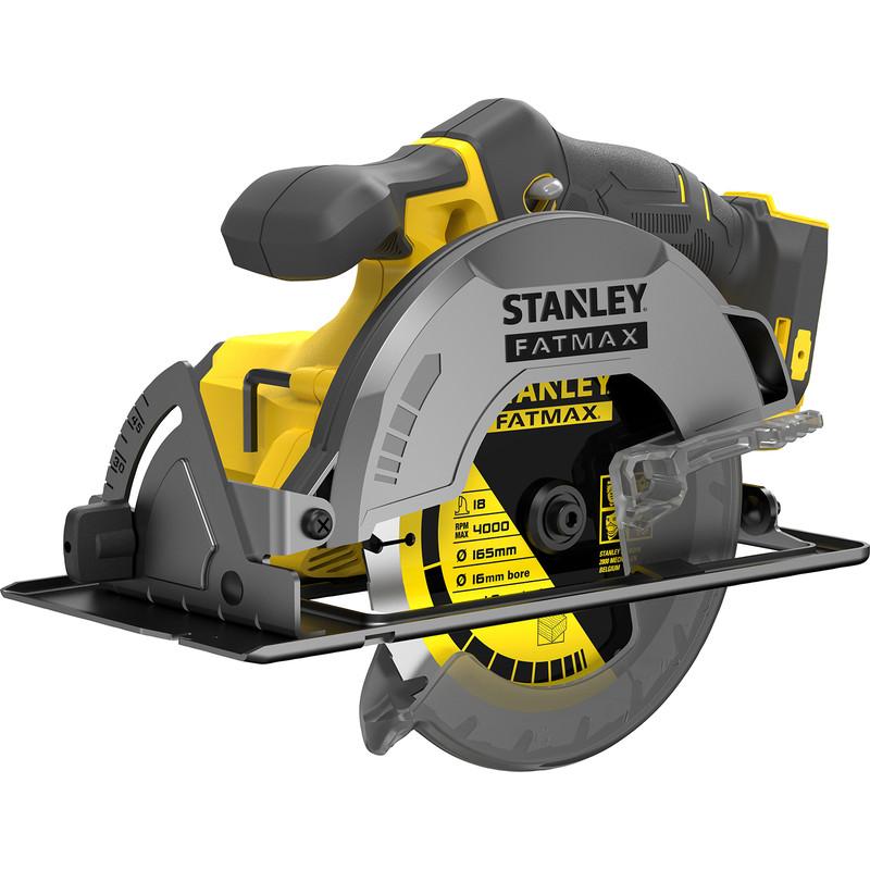 Stanley Fatmax V20 18V 165mm Circular Saw