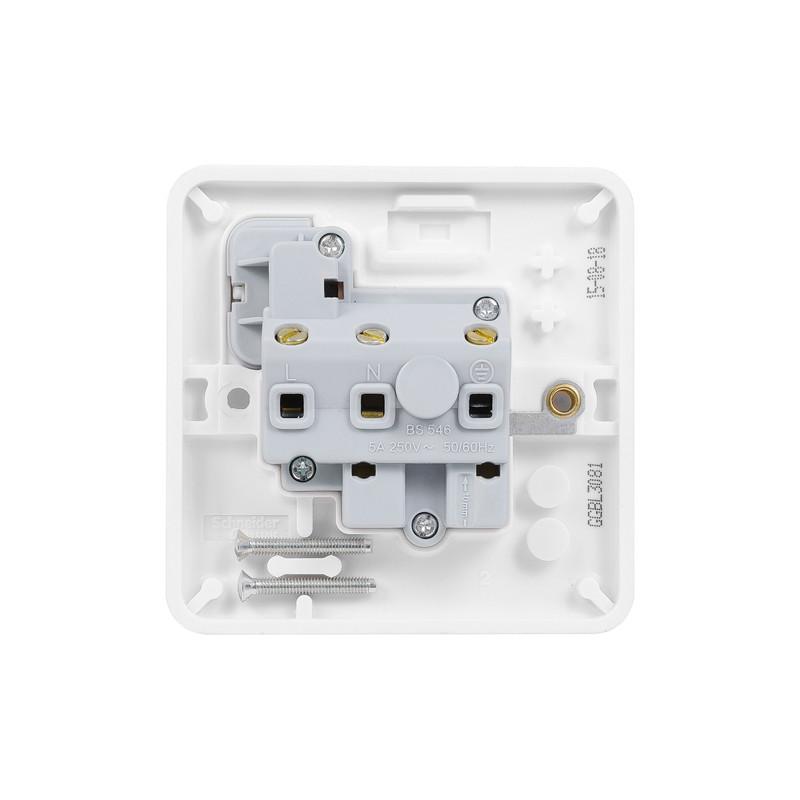 Schneider Electric Lisse 5A Socket