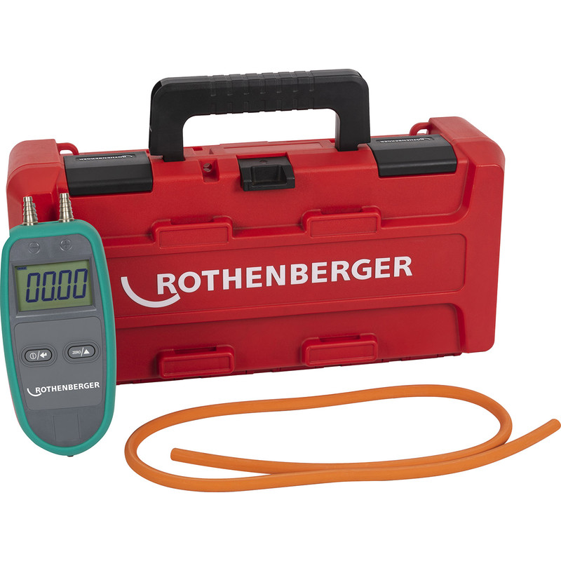 Rothenberger RO3200 Differential Pressure Meter